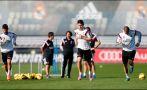 Real Madrid quedó listo para clásico español contra Barcelona