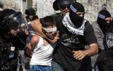 Israel: La policía mató a un joven palestino de 14 años