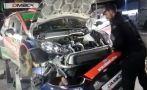 Rally Mundial: Nicolás Fuchs se retrasa por rotura del radiador