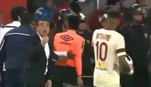 ¿Técnico de Alianza insultó groseramente a Alexi Gómez?