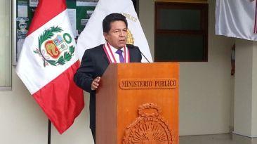 """Carlos Ramos sobre pesquisas del CNM: """"No me preocupa"""""""