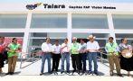 Humala inaugura obras de remodelación del aeropuerto de Talara