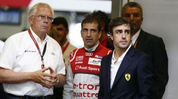 Rumores indican que Audi con Alonso llegará a la Fórmula 1