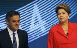 Brasil: Rousseff y Neves se atacan en último debate