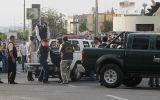 Asesinato de policía en SMP: homicidas continúan prófugos