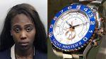 Mujer robó reloj a turista y lo ocultó en sus partes íntimas - Noticias de marcas de relojes
