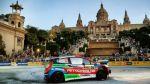 Nicolás Fuchs corre el Rally de España en Montjuic - Noticias de meones en la calle