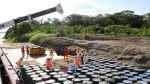 Remediación ambiental por derrame de petróleo va al 87% - Noticias de comunidad