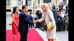 Ollanta Humala y Nadine Heredia recibieron a la princesa Astrid - Noticias de nadine heredia