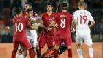 UEFA castigó a Serbia y Albania por actos de violencia - Noticias de