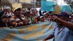 Trabajadores ediles de Chiclayo continúan con protestas - Noticias de chiclayo