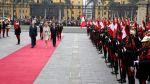 El paso de una princesa por Lima [Fotos] - Noticias de palacio de gobierno