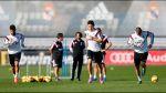Real Madrid quedó listo para clásico español contra Barcelona - Noticias de