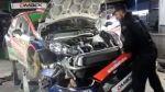 Rally Mundial: Nicolás Fuchs se retrasa por rotura del radiador - Noticias de cuarto poder