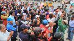 Chiclayo: empleados municipales cesaron protesta tras acuerdo - Noticias de chiclayo