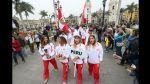 Surf: Así se inauguró el Mundial de Tabla en la Plaza de Armas - Noticias de