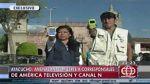 Ayaucho: corresponsales de televisión son amenazados de muerte - Noticias de