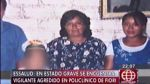 Deudos propinan golpiza a trabajador de policlínico de Fiori - Noticias de essalud
