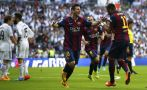 Real Madrid vs. Barcelona: las fotos del superclásico español