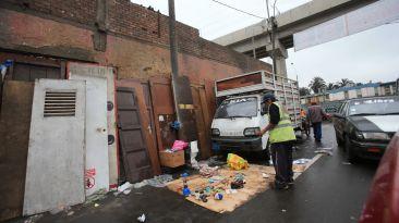 'Cachineros' de Tacora se trasladan a calles de Manzanilla