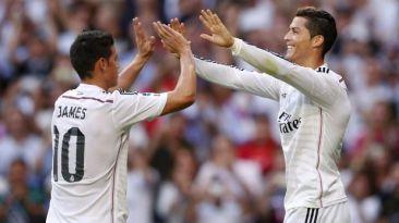 Real Madrid ganó 3-1 al Barcelona en el clásico español