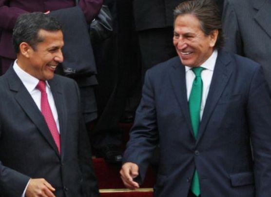 Alejandro Toledo condenó pedido para vacar a Ollanta Humala