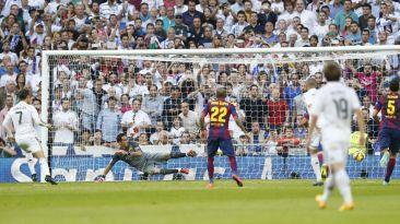 Las postales de los tres goles de Real Madrid ante Barcelona