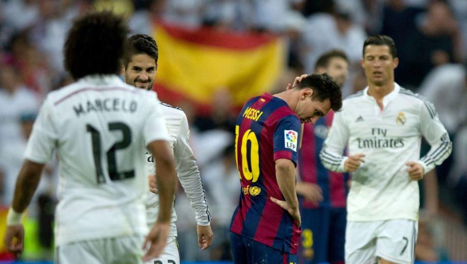 Los rostros desencajados de Barcelona tras caer con Real Madrid