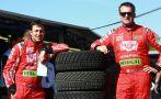 Nicolás Fuchs en top 5 de su categoría en Rally de España