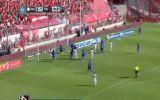 El golazo olímpico de Independiente que da la hora en Argentina