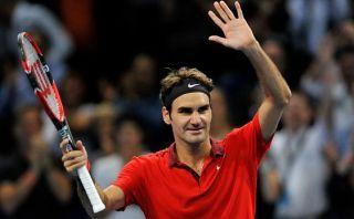 Roger Federer venció Karlovic y jugará la final de Basilea