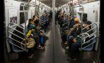 Ébola: ¿Me puedo contagiar del virus en el tren subterráneo?