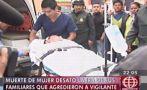 Golpiza en Fiori: EsSalud demandará penalmente a agresores