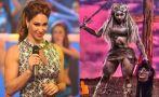 Melissa Loza: así fue su transformación en 'Diosa guerrera'
