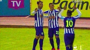 Alianza Lima ganó 1-0 a Sport Huancayo y es más líder que nunca