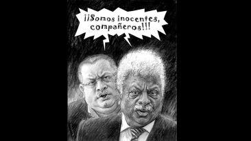 Cayó Benedicto Jiménez: mira las caricaturas del Caso Orellana