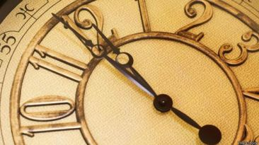 ¿Por qué es tan precisa la hora actual?