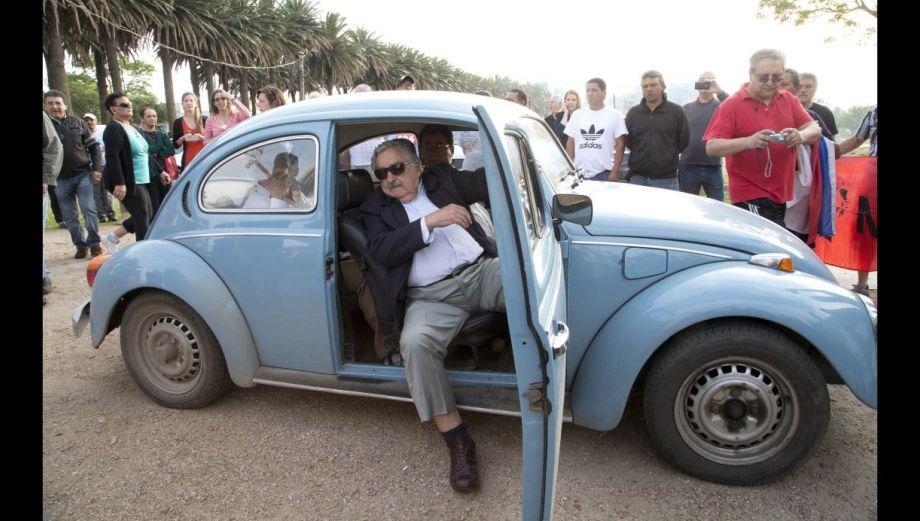 'Pepe' Mujica, el humilde ídolo de los uruguayos