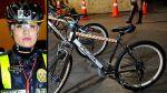 Policías en bicicleta patrullarán Gamarra y Aviación - Noticias de sistema vial