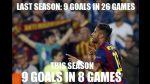 Los memes tras la victoria del Real Madrid sobre el Barcelona - Noticias de liga española