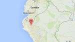 Sismo de 4,4 grados no produjo daños en Huancabamba - Noticias de temblor