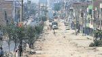 Obras paralizadas generan malestar en seis distritos de Lima - Noticias de sedapal