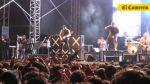 Revolución Caliente: los mejores momentos del festival - Noticias de saltado de coliflor