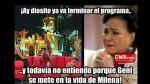 Los memes del encuentro de Milena Zárate y Geni Alves - Noticias de memes del día
