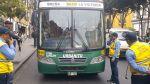 Refuerzan la fiscalización del transporte en 18 distritos - Noticias de puente piedra