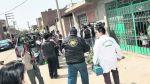 Granada estalló en local partidario de alcalde electo de SJL - Noticias de elecciones municipales 2014