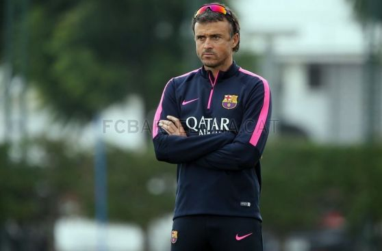 Barcelona volvió a las prácticas sin Lionel Messi ni Neymar