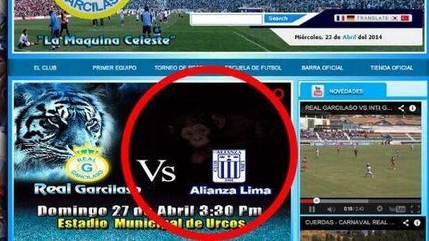 (Foto: web Real Garcilaso)