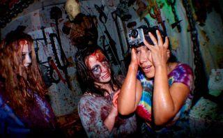 Visita la casa de terror más radical del mundo en California