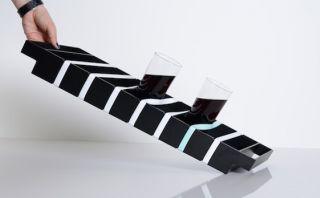 Con estas modernas bandejas no se te caerán las bebidas